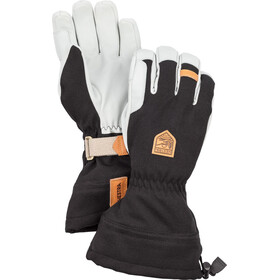 Hestra M's Army Leather Patrol Gauntlet Gloves black